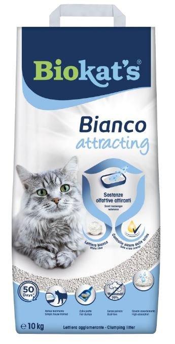 Podest.BIOKATS BIANCO Hygiene 10kg