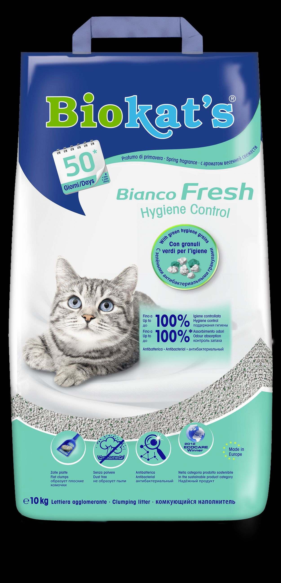 Podest.BIOKATS BIANCO FRESH Control 10kg