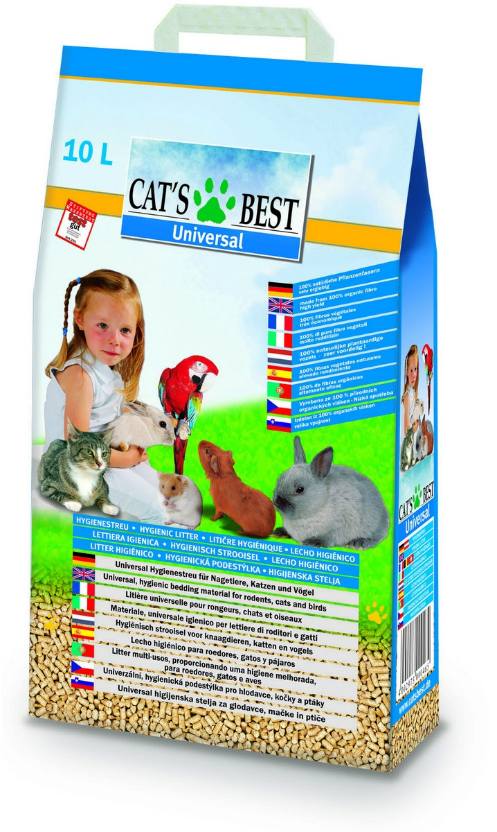 Podest.Cats Best Uni. 10L/5,5kg