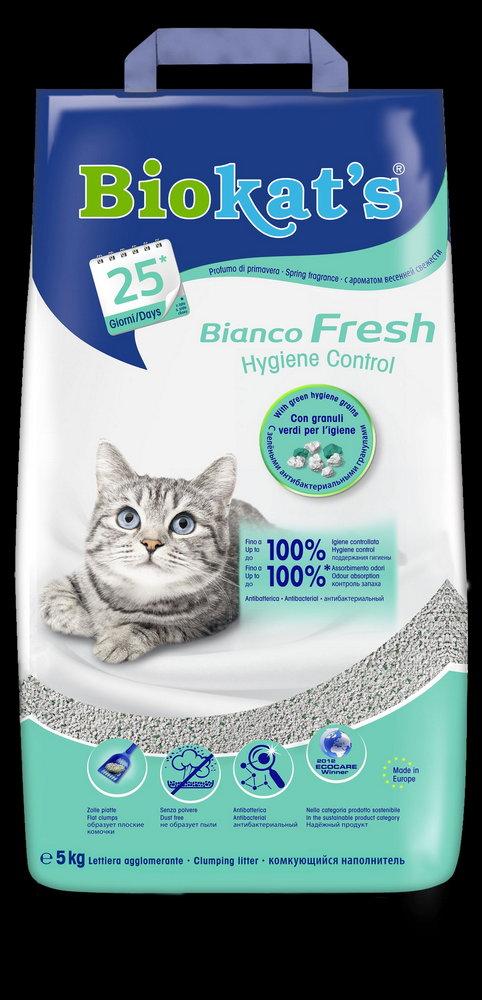 Podest.BIOKATS BIANCO FRESH Control 5kg