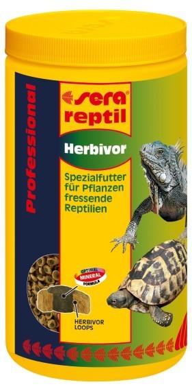 Sera - Reptil Prof.Herbivor 1000ml