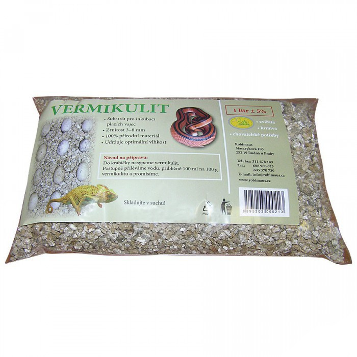 ROBIMAUS vermikulit 1l