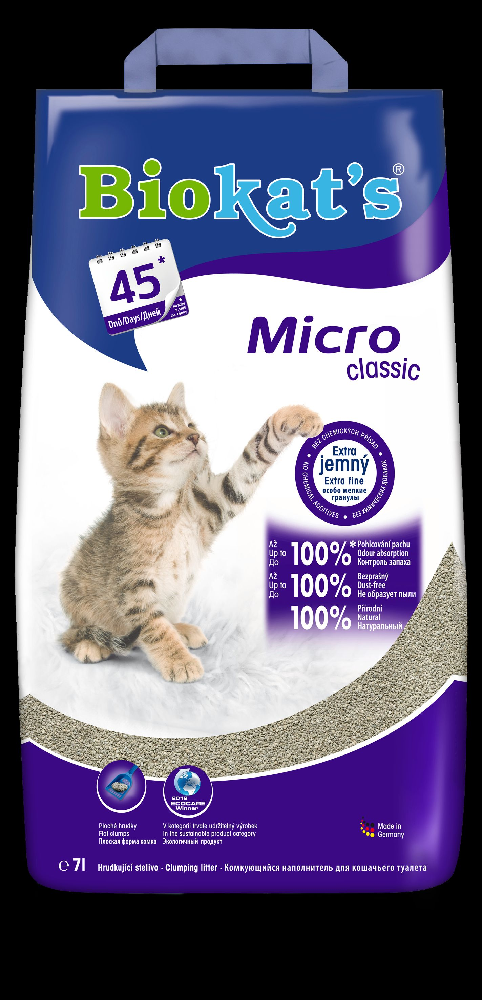 Podest.BIOKATS MICRO CLASSIC 7l
