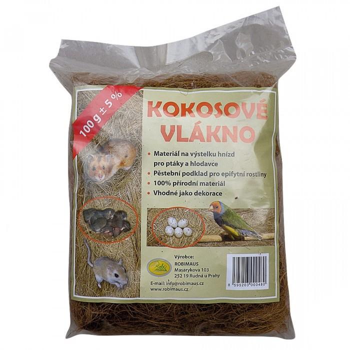 ROBIMAUS Kokosove vlakno 100g
