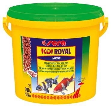 Sera - Koi Royal Large 3,8l