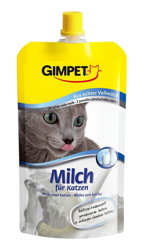 GIMPET Mleko pro kocky 200ml