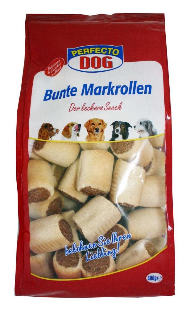 Perfecto Dog susenky mark-rollen 400g