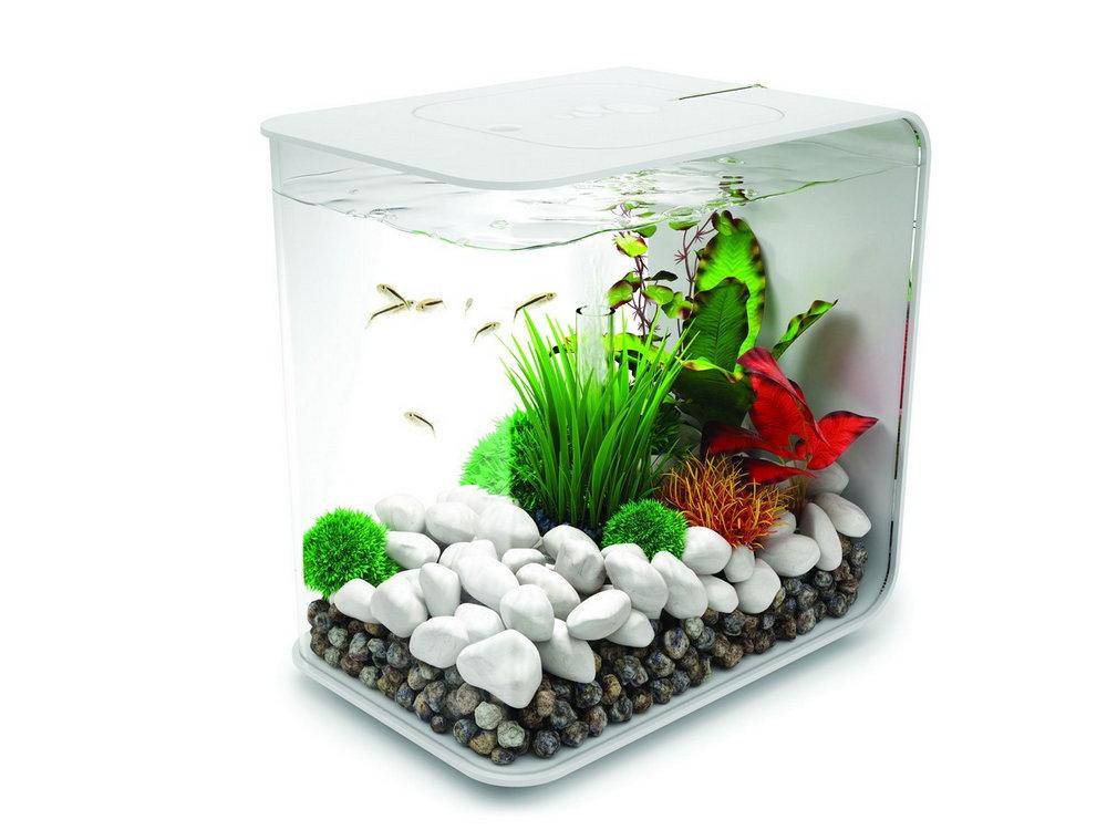 Akvarium BIORB Flow bile 15l