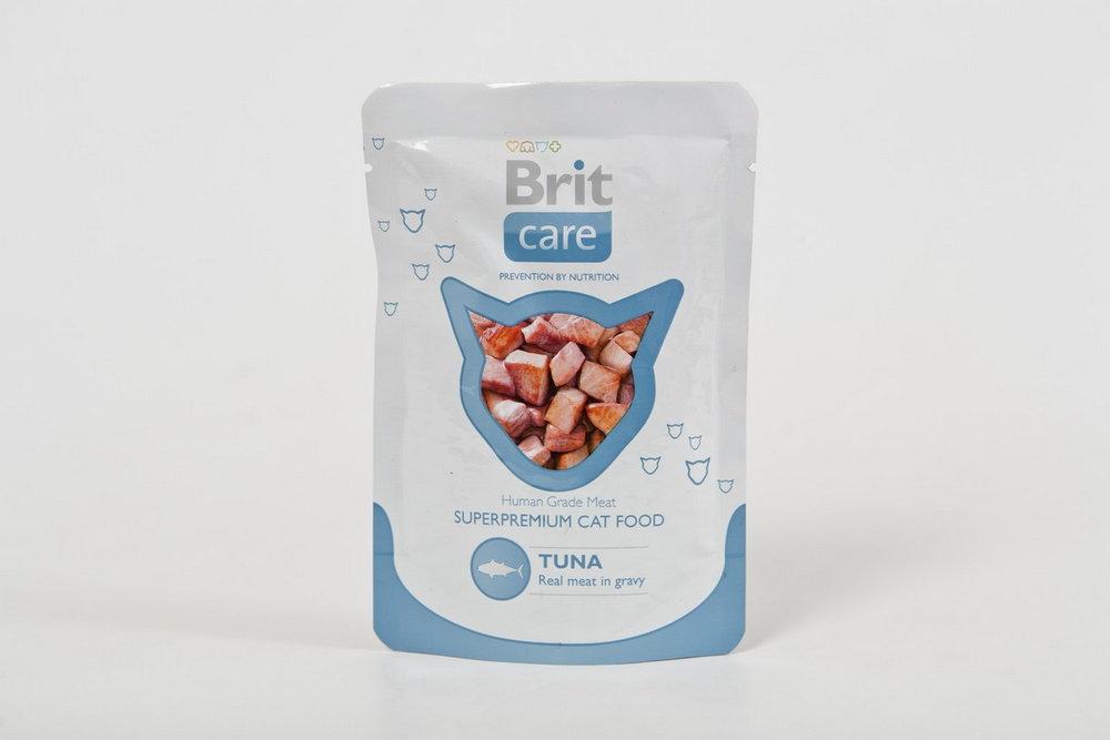 Kap.Brit Care Cat tunak 80g