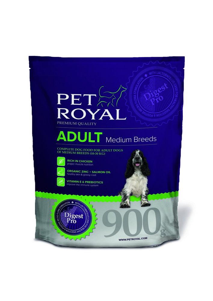 Pet Royal Adult Dog MB 0,9kg