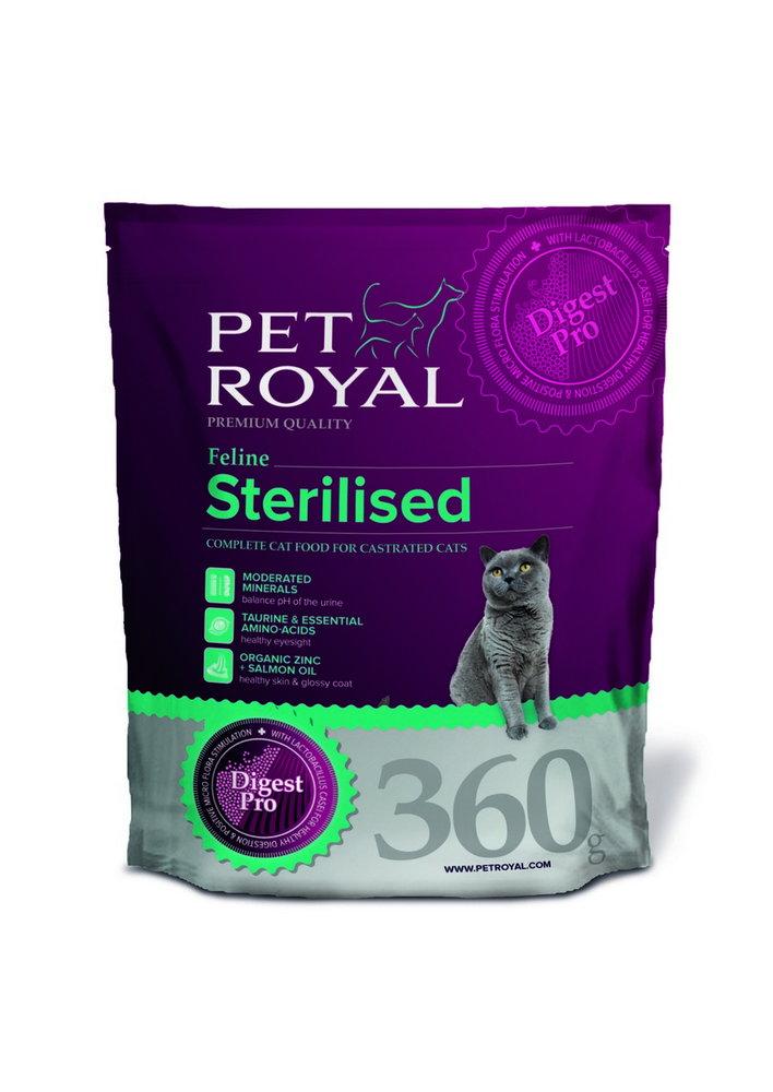 Pet Royal Cat Sterilised 360g