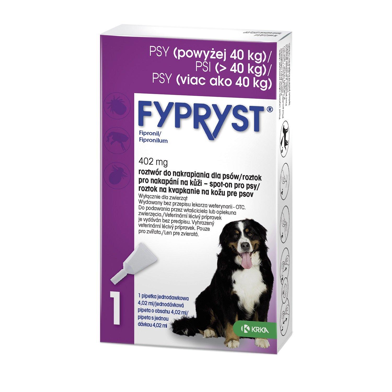 Fypryst antip.spot on a.u.v. XL (pes nad 40kg)