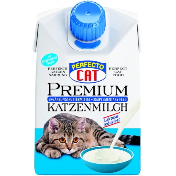 Perfecto Cat Prem.mleko 200ml