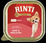 Past.RINTI GOLD Mini hovezi+perlicka 100g