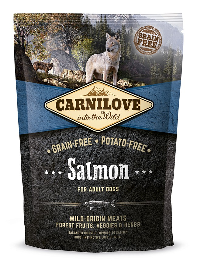 Carnilove Salmon for Adult 1,5kg - losos