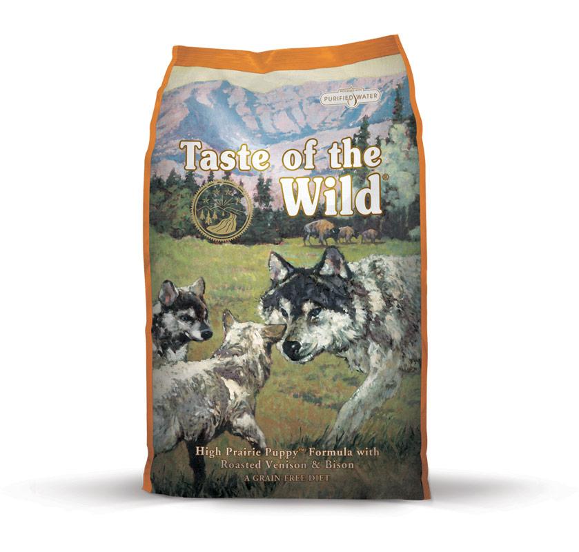 Taste of the Wild Hight Prairie Puppy 2kg prodejna