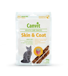 Canvit Health Care Snack Skin & Coat pro kocky 100g