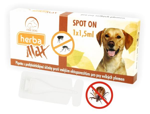 HerbaLine Spot-on antip.citrus pes velky 1x1,5ml