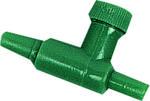 FLAM vzduch.rozdvojka plast. jednosmerna 4/6mm