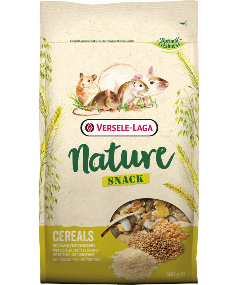 VERS.LAGA Nature Snack Cereals 500g