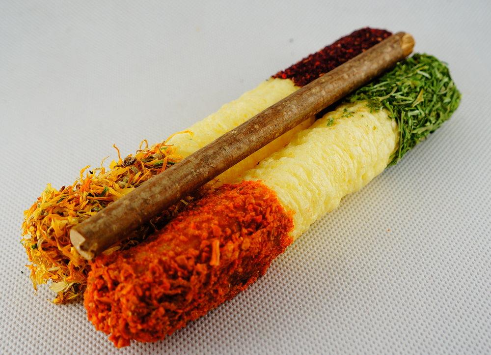 Ham HL corn snack liska 20cm