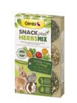 GIMBI Snack Plus bylinky MIX 50g