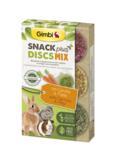 GIMBI Snack Plus DISCS MIX 50g