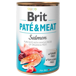Konz.Brit Pate & Meat Salmon 400g