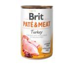 Konz.Brit Pate & Meat Turkey 400g