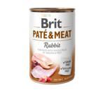 Konz.Brit Pate & Meat Rabbit 400g
