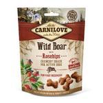 Carnilove Dog Crunchy Snack Wild Boar,Rosehips,meat 200g prodejna