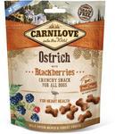 Carnilove Dog Crunchy Snack Ostrich,Blackber. and fresh meat 200g