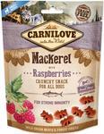 Carnilove Dog Crunchy Snack Mackerel, Raspber.and fresh meat 200g