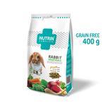 Nutrin Complete Králík Vegetable GRAIN FREE 400g