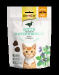 Gimcat CrunchySnacks Kachna s Catnipem 50g